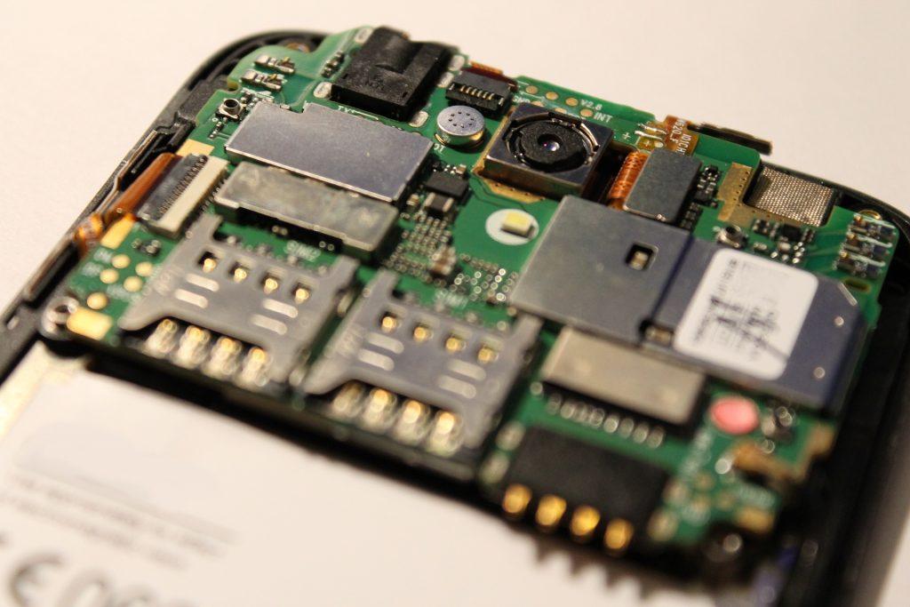 smartphonecomposant