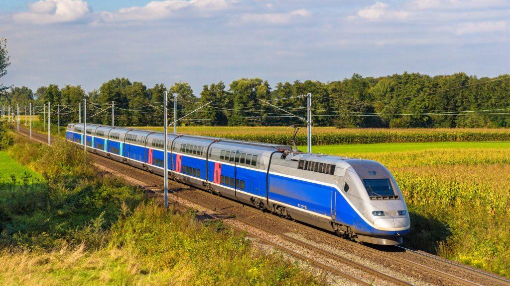 le train, transport d'avenir et made in france